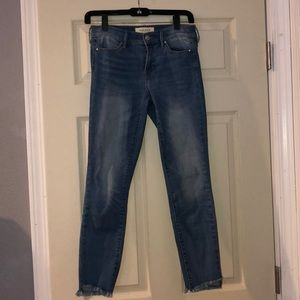 Pacsun ankle jegging jeans